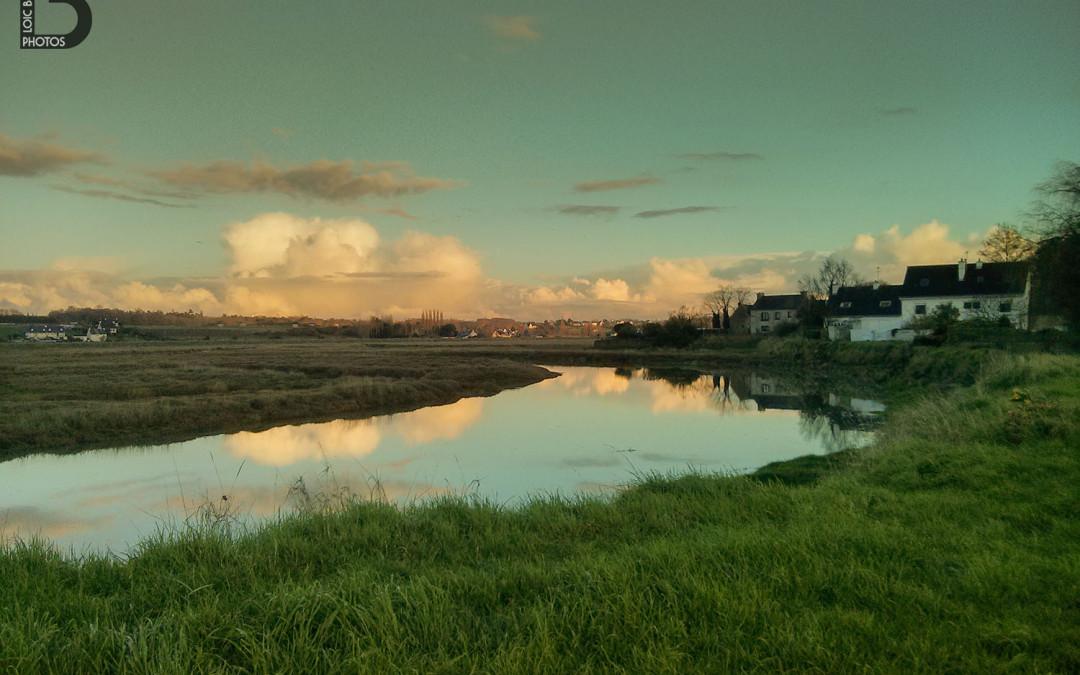 La Baie de Saint Brieuc