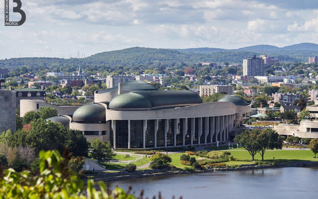 Le Musée canadien de l'histoire