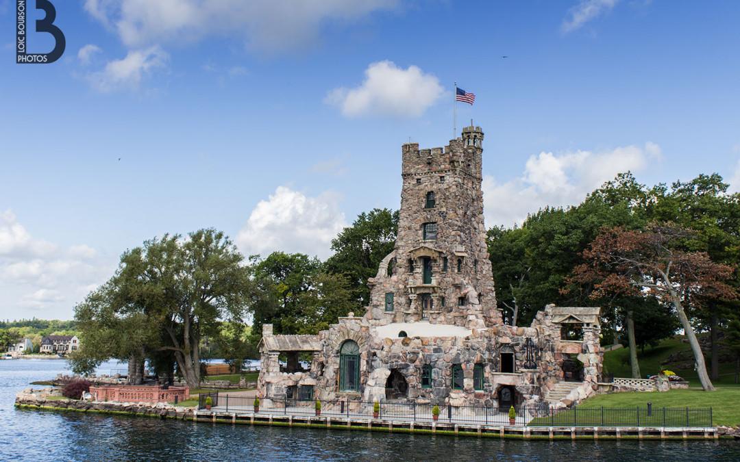 Le château de Boldt
