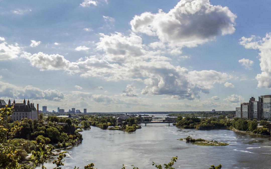 Panoramique à Ottawa