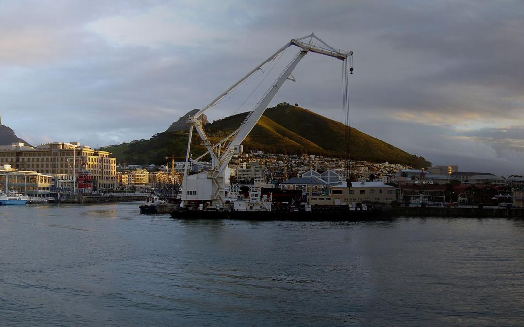 Panoramique de Cape Town